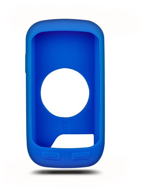 Garmin Edge 1000 - en caoutchouc bleu